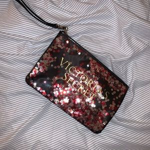 Victoria secret little wallet purse (clutch)
